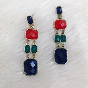 Super fun drop earrings!!